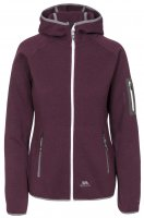 MONALISA POTENT PURPLE MARL JERSEY FLEECE DAM
