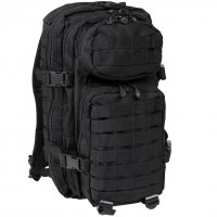 AMERIKANSKA ASSAULT PACK SVART 25 L