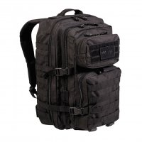AMERIKANSKA ASSAULT PACK SVART 50 L