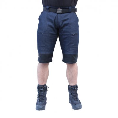 FOREST SHORTS TX DENIM BLUE