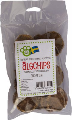 My Treat älgchips 100 gram